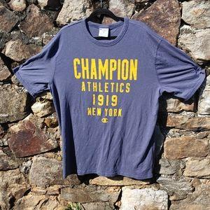 "Champion Graphic Tee ""Champion Athletics 1919 """